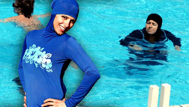French city objects women's only swimming pool for Muslims