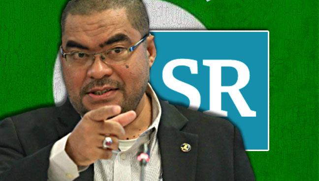 Dr Mujahid Yusof Rawa