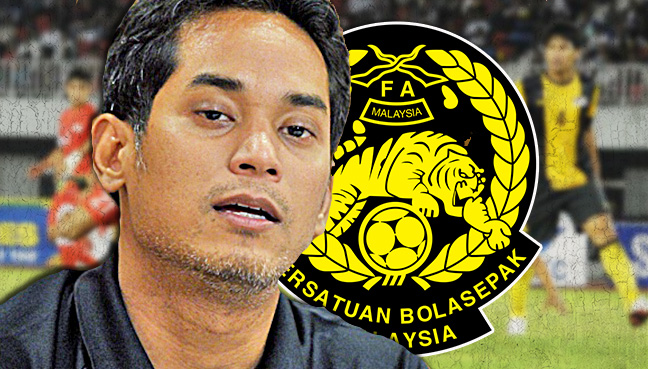 FAM, Khairy Jamaluddin, football performance