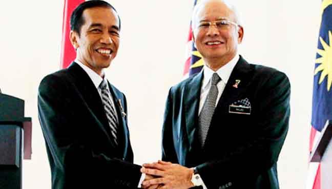 Jokowi-najib