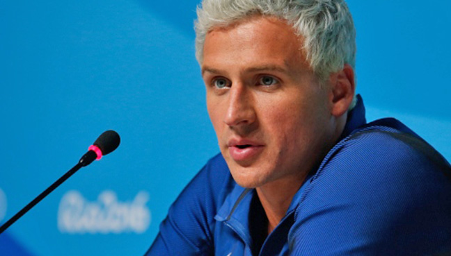 Lochte apologizes over Rio 'robbery' story