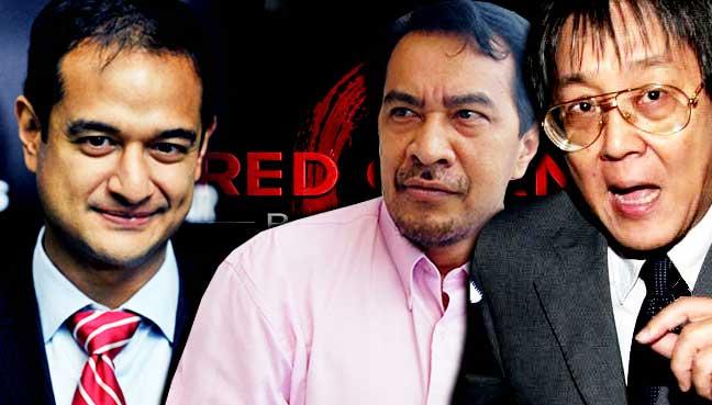Matthias and Husam sue Red Granite, Riza, Low