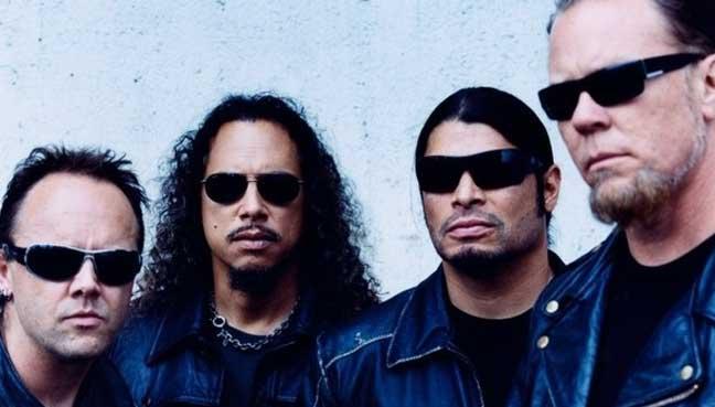 Metallica-planning-first-al