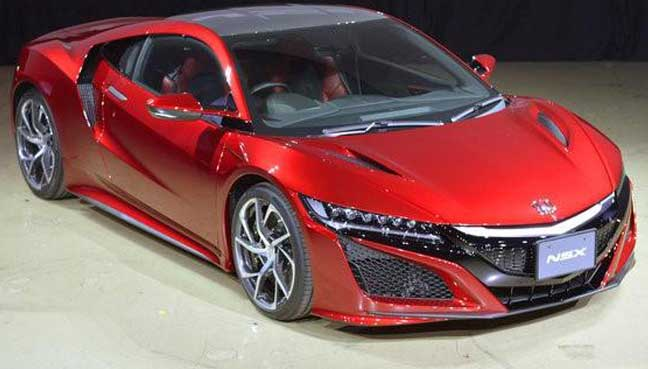 Honda looks to revamped Acura NSX to fire up brand   Free ...