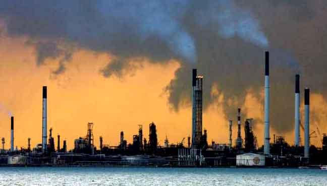 asia-oil-refineries