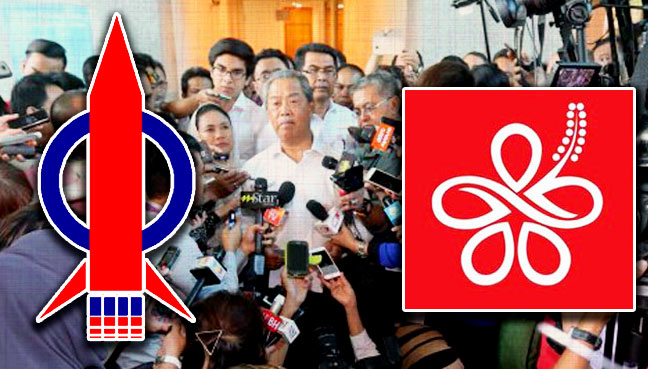 Image result for can DAP work with bersatu