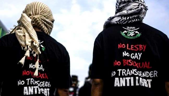 U.S. condemns Indonesian anti-LGBT statements