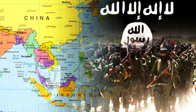 Southeast Asia could be Haven for ISIS