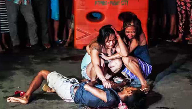 Human toll as bodies pile up in Philippine drug war