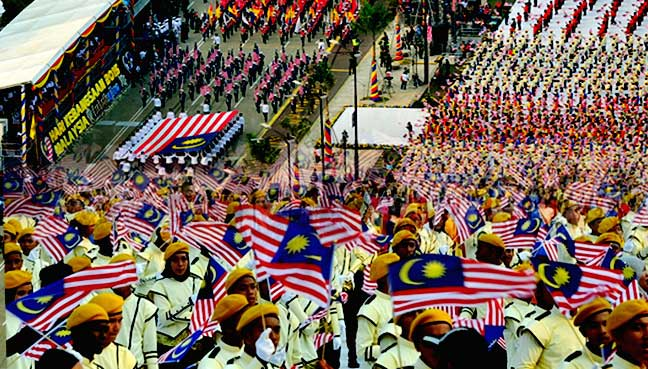 patriotism in malaysia Officially, btn is supposed to nurture the spirit of patriotism while many of its  programs do promote patriotism among malaysian youth, others promote racism .