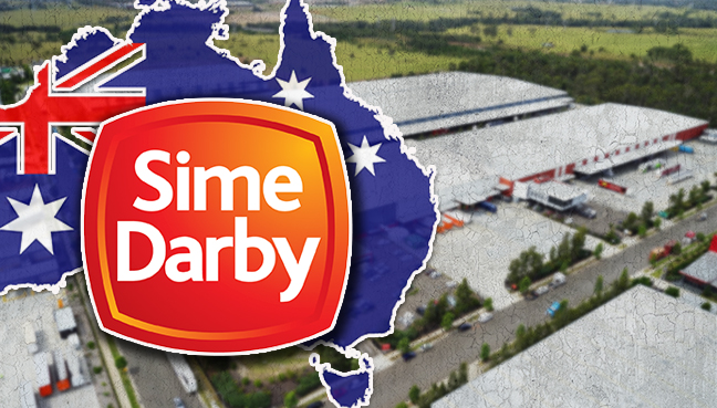 sime darby listed stock exchange