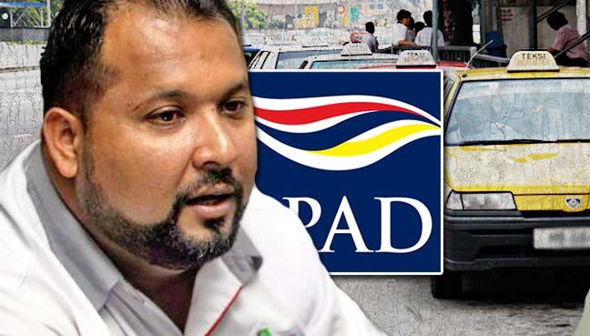taxi drivers, SPAD, Uber, Grab, Syed Hamid Albar, Kamarudin Mohd Husain