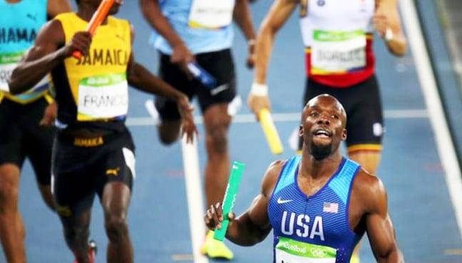 US men return to top of Olympic 4x400m podium