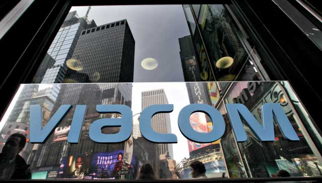 Viacom CEO resigns with $72m settlement