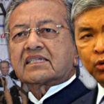Ahmad Zahid, Mahathir, party, opposition