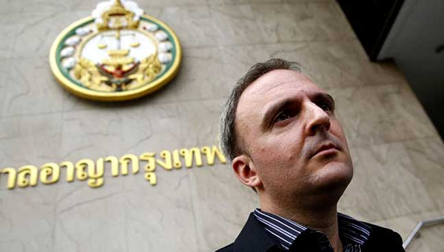 British activist convicted of defamation in Thai fruit company trial
