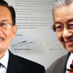 Anwar-Mahathir