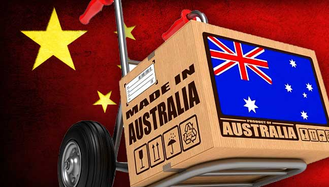 how to become an australian daigou