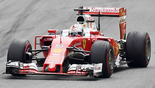 Vettel prepared for long day in Singapore