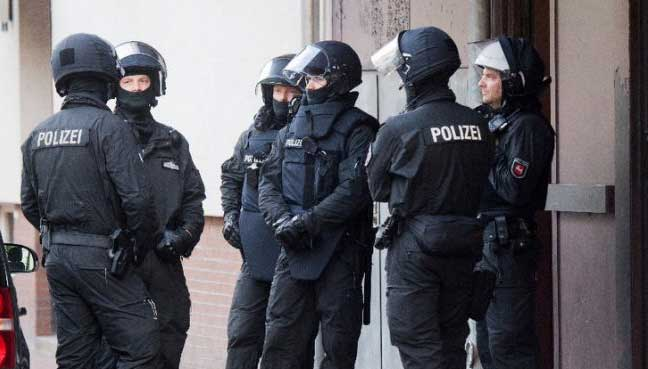 GERMAN-POLIZE