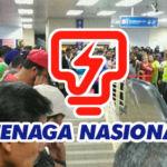LRT, power trip, Kelana Jaya LRT line, TNB