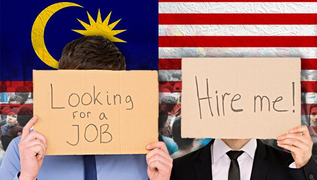 Malaysians finding it tough to get jobs | Free Malaysia Today on
