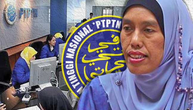 PTPTN borrowers