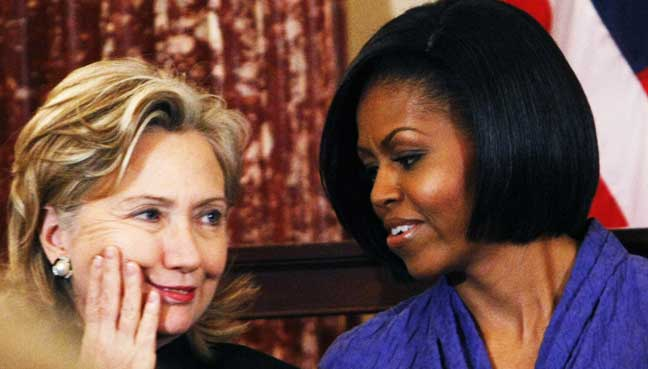 Popular-Michelle-Obama-courts-young-people-for-Clinton