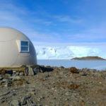 Sleeping Pods at the White Desert Antarctica