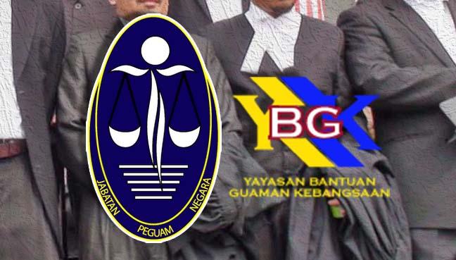 Yayasan Bantuan Guaman Kebangsaan (YBGK)