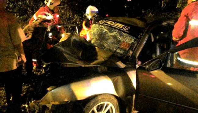 Car Accident In Ri Last Night