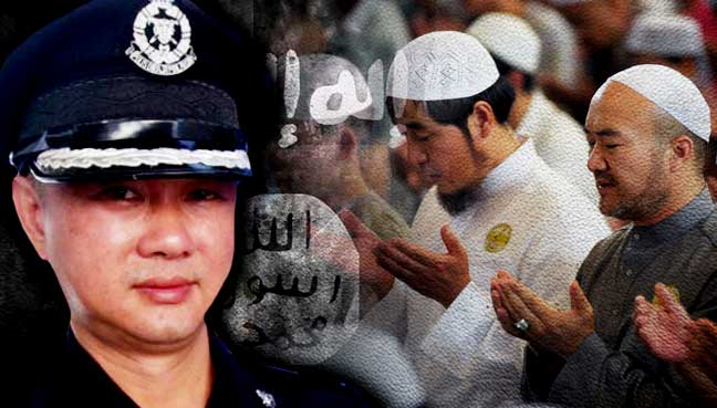 Image result for islam china