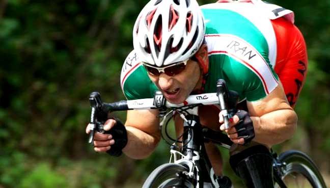 iran-cyclist