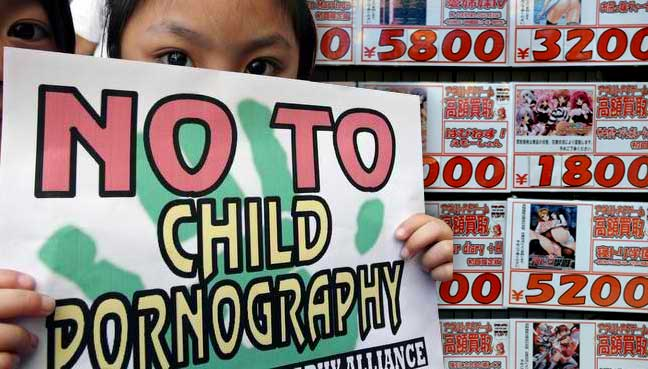 Japan Rights Group Urges Child Porn Eradication  Free Malaysia Today-3805
