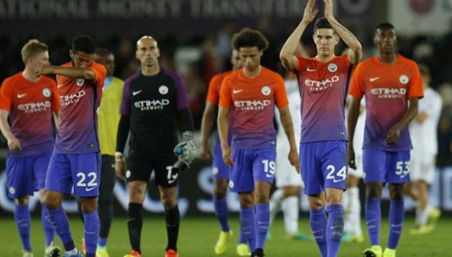 Man City maintain flawless record