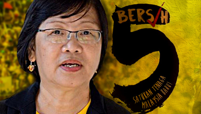 maria chin bersih5