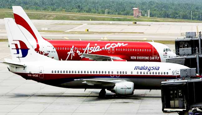 air asia and malaysian airline marketing Air asia marketing strategies sales of air asia airlines grew firefly¸2009a firefly, 2009b firefly, 2009c malaysia airlines, 2009b malaysia airlines.