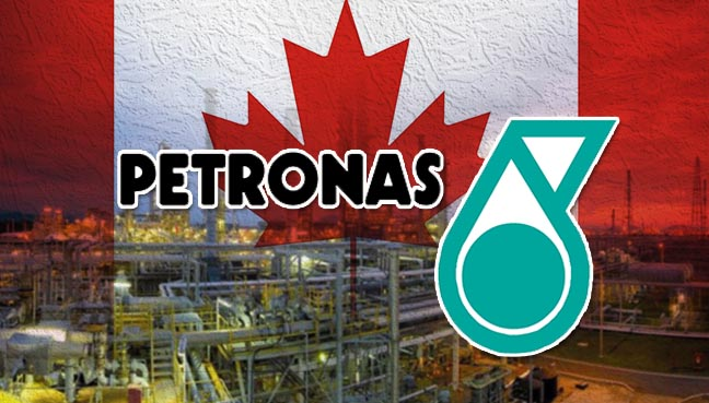 natural gas plant petronas