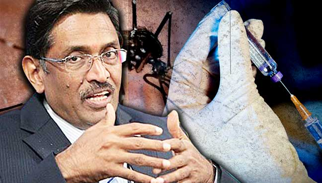 New method to fight dengue in trial stage, says minister