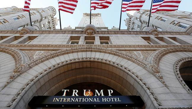 Trump hotels settle with NY attorney general over data loss