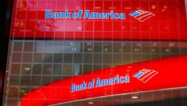 Bank of America's Profit Rises as Sales and Trading Revenue Climbs