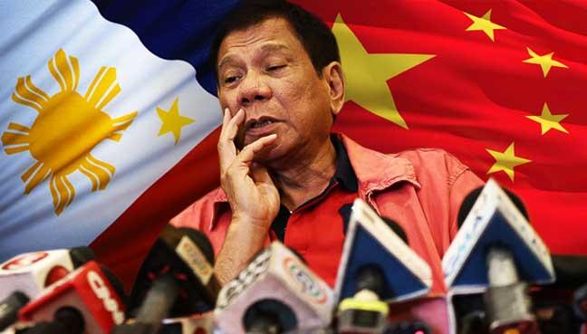 Duterte-China