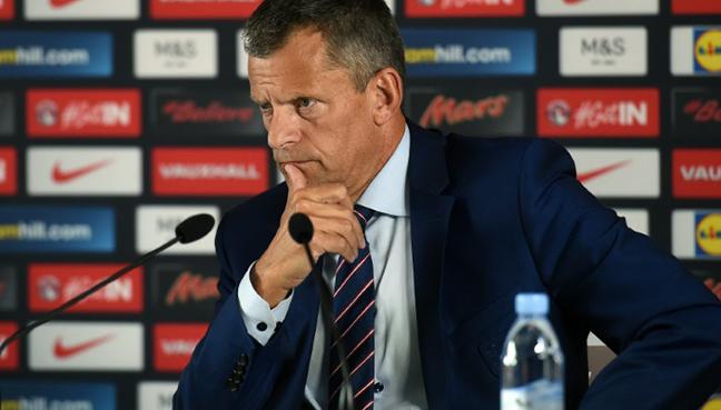 Foreigner not necessarily best England option - Glenn