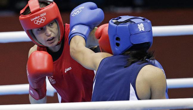 Irish boxing Olympic heroine Taylor turns pro