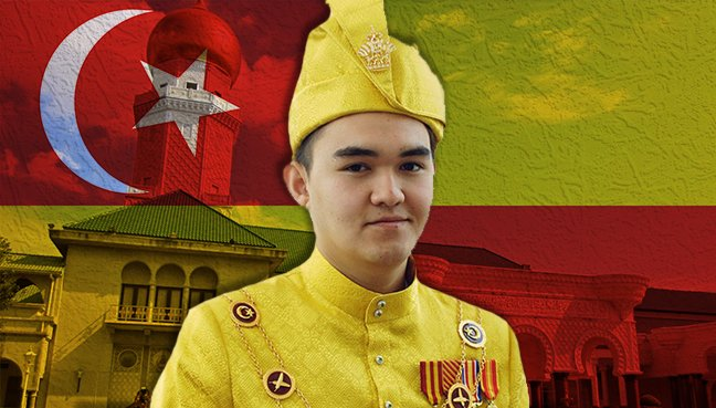 Tengku Amir completes investiture as crown prince   Free