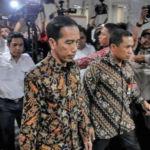 Jokowi turun bersama polis tangkap penjawat awam disyaki rasuah