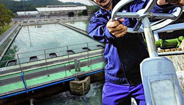 Loji rawatan air (LRA) Semenyih