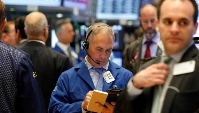 Markets Right Now: US stocks close mostly unchanged Monday