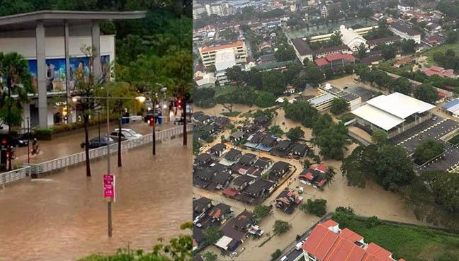 Penang Banjir Lagi