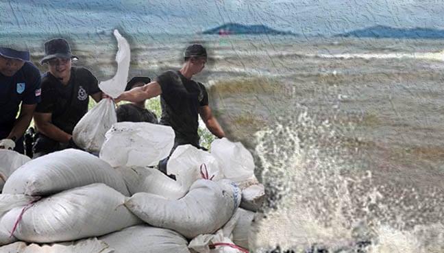 Penduduk Kapar dipindahkan, elak air pasang besar